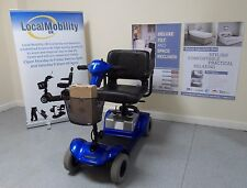 Kymco Mini SForU Traveller Plus Mobility Scooter Breaks In Parts For Travel #663