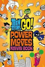 Teen Titans Go! - Power Moves Doodle Book by Magnolia Belle (2016, Paperback)