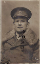 WW1 Officer Royal Engineers Private Purchase trench Coat British Warm Norwich