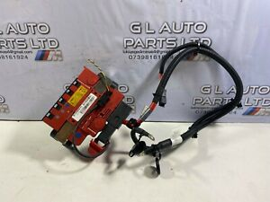 BMW 3 SERIES E93 BATTERY POSITIVE CABLE TERMINAL WIRE OEM 6936655