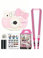 Fuji Instax Mini Hello Kitty Fujifilm Instant Film Camera Pink