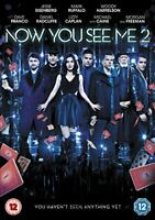 Now You See Me 2 DVD (2016) Mark Ruffalo