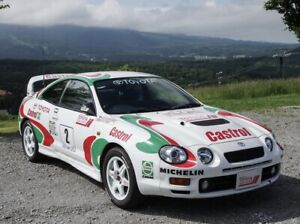 Toyota Celica GT Four Rally - Full Size Decal Kit