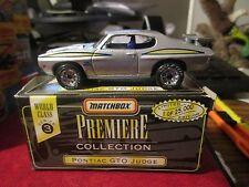 Matchbox Premier Collection Pontiac GTO Judge