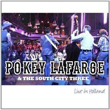 Pokey LaFarge - Live in Holland [New CD] UK - Import