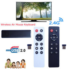 2.4GHz Wireless Air Mouse Keyboard Remote Control For HTPC TV Android TV Box 1PC