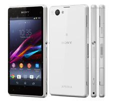 """Débloqué Téléphon 4.3"""" Sony Ericsson XPERIA Z1 Compact D5503 16GB 3G 4G - Blanc"""