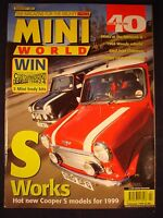Mini World - Miniworld  # February 1999 - 1275 - Cooper s - Woody