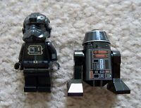 LEGO Star Wars - Rare - R5-J2 Droid & Tie Fighter Pilot - Excellent - From 9492