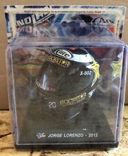 "DIE CAST CASCHI MOTO GP "" JORGE LORENZO - 2012 "" SCALA 1/5 ALTAYA"