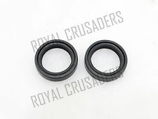 NEW ROYAL ENFIELD ELECTRA THUNDERBIRD FRONT FORK OIL SEAL SET OF 2