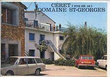 CP 66 - Pyrénées-Orientales - Cernet - Domaine St-Georges - Camping Meublés