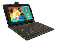 10 ZOLL TABLET PC QUAD CORE 4x 1,5Ghz ★32GB★ ANDROID 2x SIM SLOT 2GB Schwarz