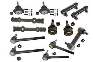 Suspension Kit Tie Rods Ball Joints Idler Arm Control Arm Shafts For C20 75-82