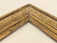 More details for antique picture frame - 53cm x 63cm - victorian c.19th - vintage shabby chic