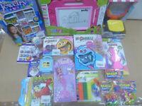 Restposten 17x Spielzeug Meerjungfrau Dino Magic Sand Waage Mädchen Paket Set