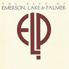 The Best of Emerson, Lake & Palmer (1994 Victory CD, UPC 738348003628)