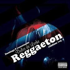 Audio CD Dulce de Leche Reggaeton Riddems, Vol. 1 - Domingo - Free Shipping