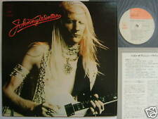 JOHNNY WINTER JAPAN ONLY THE BEST OF MINT- NM M-