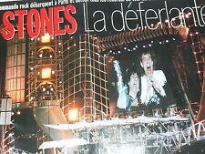 COUPURE DE PRESSE CLIPPING 1995 LES ROLLING STONES La Déferlante sur Paris