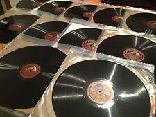 """""""LA BOHEME"""" 1928 Recording C Sabajno, Torri, Giorgini 11x12"""" 78rpm C1513-25 NM+"""