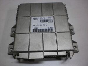 Calculateur  Magneti Marelli  9603882780 pour Peugeot