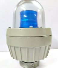 Federal Signal 27XST Explosion-Proof Strobe Light Series E BLUE