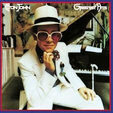 Elton John's Greatest Hits Original recording reissued (1974) LP NEW UK Audio CD