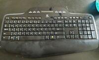 Logitech MK320 Wireless Keyboard (MISSING USB)