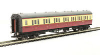 R4688 Hornby BR Collett Coach Corridor Composite RH Crimson & Cream W6029W Boxed
