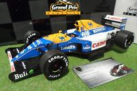 F1 WILLIAMS RENAULT FW14B Deutschland Patrese Riccardo zur 1/18 Exoto 97110 Auto