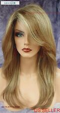 CHANELLE  MONOTOP DESIGNER WIG  *SUGAR BRULEE ✮ HOT SEXY LONG CLASSIC STYLE