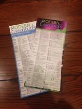 Modern Essential 9th edition reference card newest card offered BOGO 8th ed.!