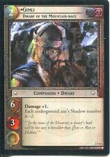 Lord Of The Rings CCG Foil Card MoM 2.P121 Gimli, Dwarf Of The Mountain Race