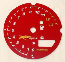 Face Gauge Honda CBR954 CBR 954 02 - 03 Red Dash Instrument Cluster