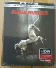 BLADE RUNNER 4K UHD Blu-Ray Limited Collector's Edition Box Set European Import!