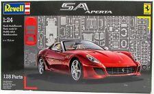 REV07090 - Voiture cabriolet sportive FERRARI SA Aperta en kit à peindre et à as