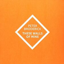 PETER BRODERICK - THESE WALLS OF MINE  CD BOX SET SPECIAL EDITION NEU