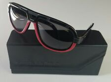75259c1e4c CAZAL MOD. 884 COL. 002 GLOSS BLACK RED MEN S SUNGLASSES MADE IN GERMANY