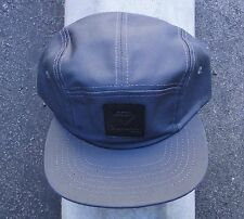 PATCH LOGO CHARCOAL TRS MENS DIAMOND SUPPLY CO. 5 PANELS CAMPER SNAPBACK HAT