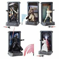 Star Wars 40th Anniversary Black Series Titanium Series Die-Cast Metal Figures