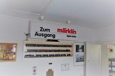 Märklin Modelleisenbahn Werbung TL licht