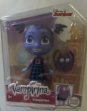 Vampirina Disney Junior Ghoul Girl Doll With Wearable Bootastic Backpack New!