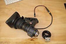 Canon J15ax8B4 IAS SX12 B4 ENG Zoom + premium B4 to MFT Adapter Ciecio7 BMPCC