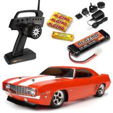 Coches y motos de radiocontrol eléctrico color principal naranja para Coches y motocicletas
