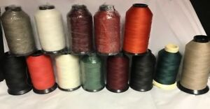 92 BONDED Thread for Marine / Upholstery / Leather (4oz)