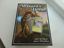 Wizard's Brew Board game (Eagle Gryphon) + 3 mini expansions.