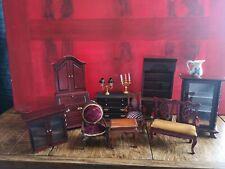 Job Lot Vintage Dolls House Furniture