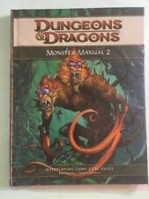 Monster Manual 2: A 4th Edition D&D Core Rulebook (D&D Supplement) mint