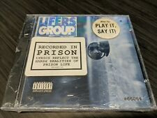LIFERS GROUP Hollywood Basic CD PARENTAL ADVISORY Sealed, Fast Shipping NEW
